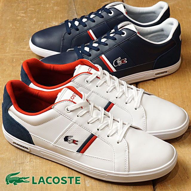 SHOETIME  Lacoste Europe men LACOSTE EUROPA MNS sneakers shoes ... 8b081151e4