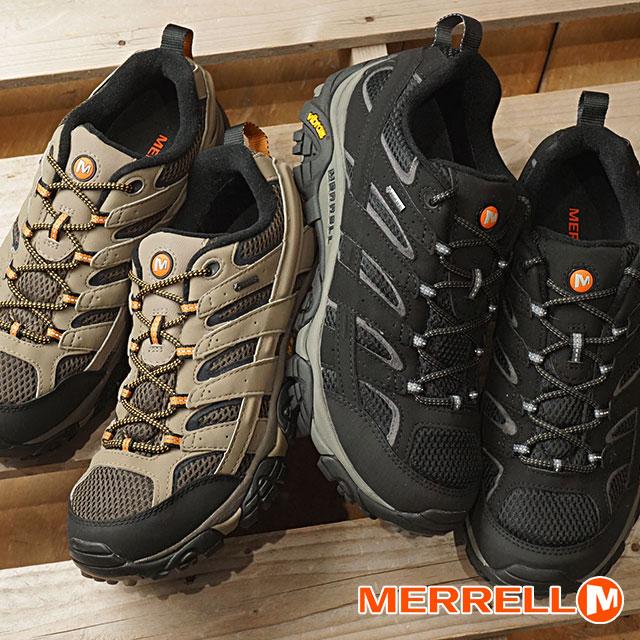 メレル モアブ2 ゴアテックス メンズ MERRELL MOAB 2 GORE-TEX MNS トレッキングシューズ スニーカー 06035 06037