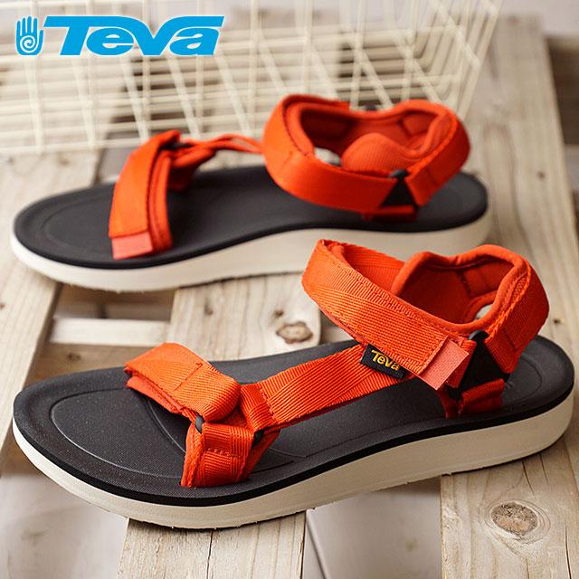 【即納】【日本正規品】Teva テバ レディース サンダル 靴 WMNS Original Universal Premier オリジナル ユニバーサル プレミアー RED レッド (1016935 SS18)【コンビニ受取対応商品】