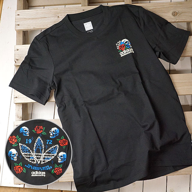 promo code c0299 2fee9 adidas Adidas T-shirt men SHACKLES TEE shackle T-shirt adidas Originals  Adidas originals (EMF31 CF3118 SS18)