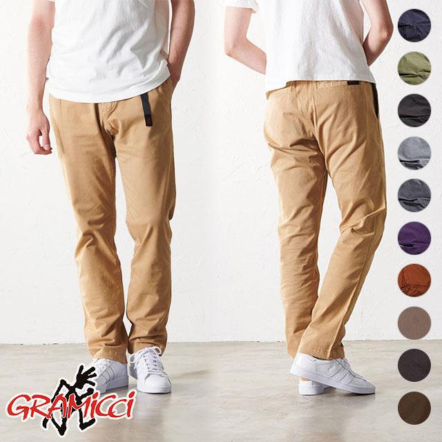 GRAMICCI グラミチ NN パンツ メンズ NN-PANTS ニューナローパンツ (0816-FDJ SS18)【コンビニ受取対応商品】