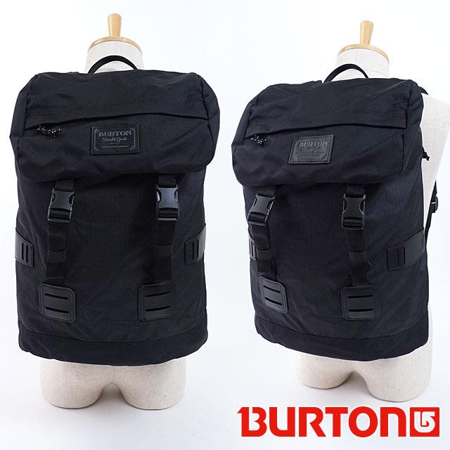 【在庫限り】BURTON バートン 25L リュック TINDER PACK ティンダー バックパック デイパック T.BLACK TRIPLE RIPSTOP (110161 SS18)【ts】【コンビニ受取対応商品】