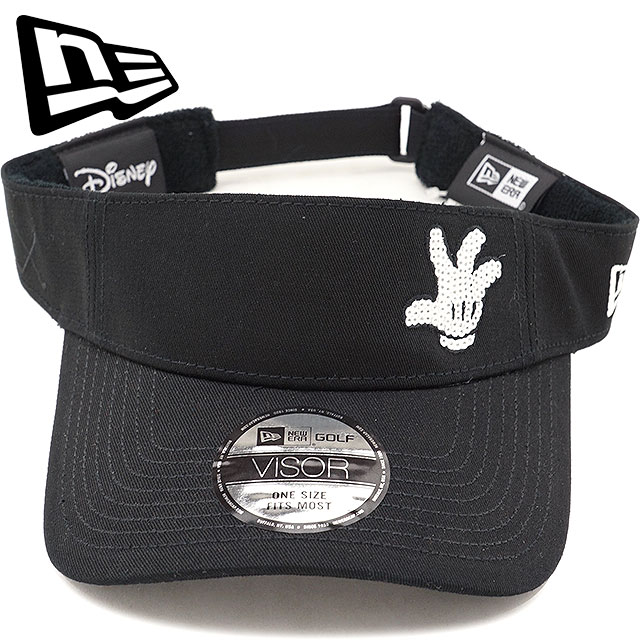 NEWERA new gills cap New Era GOLF D knee golf sun visor DISNEY SUNVISOR Mickey  Mouse hat (11557069 SS18) 69e7f0b2560