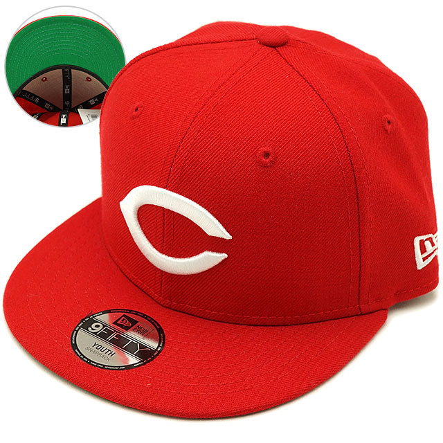 ed959cbd619 NEWERA new gills cap New Era kids Hiroshima Toyo Carp YOUTH 9FIFTY CARP  snapback baseball cap hat (11589120 SS18)