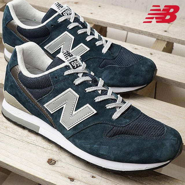 【即納】newbalance ニューバランス メンズ・レディース Dワイズ MRL996 AN ネイビー スニーカー 靴 (MRL996AN SS18)【コンビニ受取対応商品】