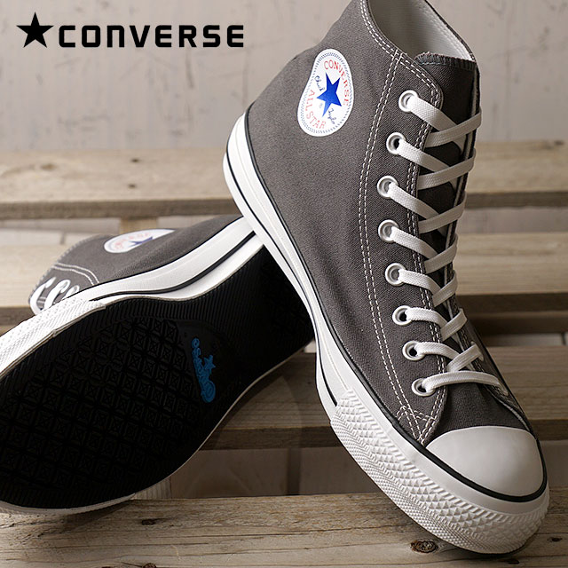 CONVERSE Converse sneakers shoes men ALL STAR 100 GORE TEX HI all stars 100 Gore Tex higher frequency elimination dark gray (32069827 SS18)