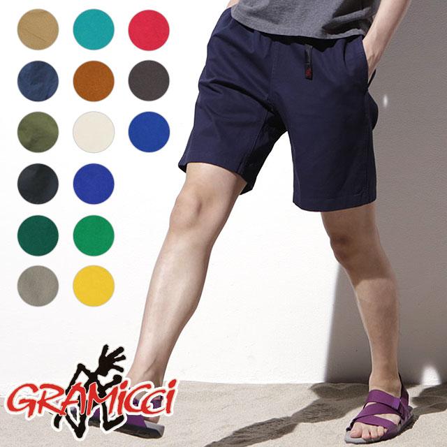 【12/31 14時まで!ポイント10倍】GRAMICCI グラミチ ショートパンツ メンズ G-SHORTS ジーショーツ (8117-56J SS18)