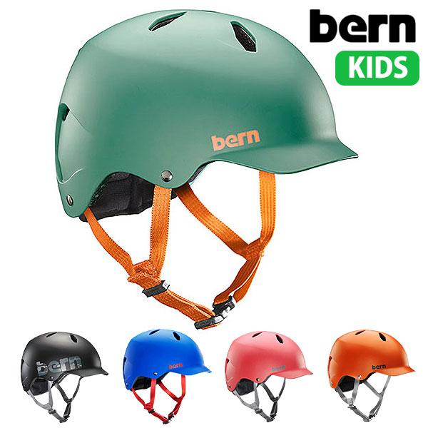 【月間優良ショップ】bern バーン ヘルメット 子供用 キッズ・ジュニア・ボーイズモデル (推奨年齢3歳-児童) BANDITO バンディート (BE-BB03EM SS18)【コンビニ受取対応商品】