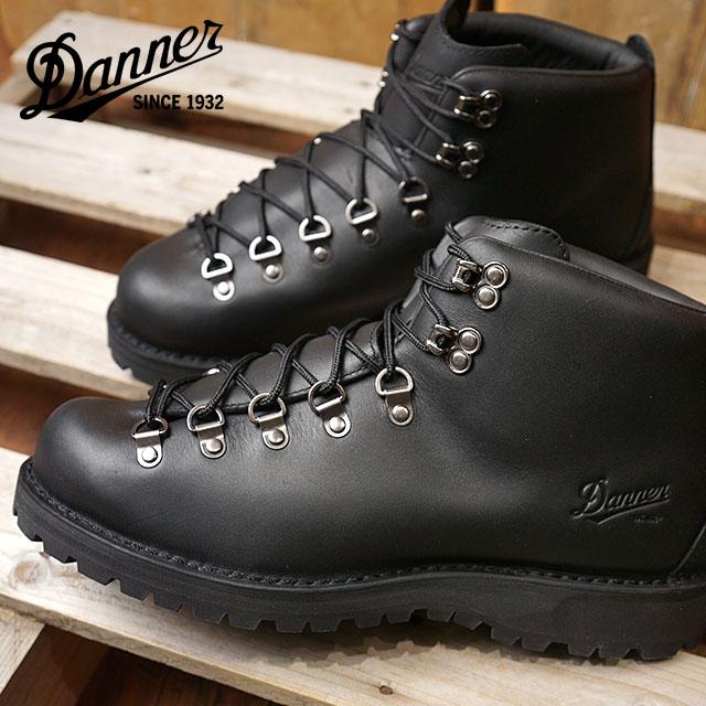【即納】Danner ダナー マウンテンブーツ メンズ TRAIL FIELD トレイル フィールド BLACK 靴 (D121005 SS18)【コンビニ受取対応商品】