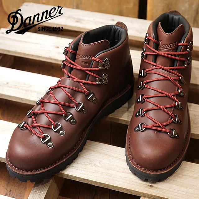 【月間優良ショップ】Danner ダナー マウンテンブーツ メンズ TRAIL FIELD トレイル フィールド DARK BROWN 靴 (D121005 SS18)【コンビニ受取対応商品】