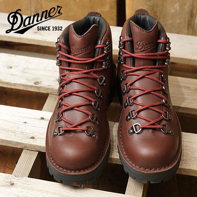 【即納】Danner ダナー マウンテンブーツ レディース WS TRAIL FIELD ウィメンズ トレイル フィールド DARK BROWN 靴 (D121006 SS18)【コンビニ受取対応商品】