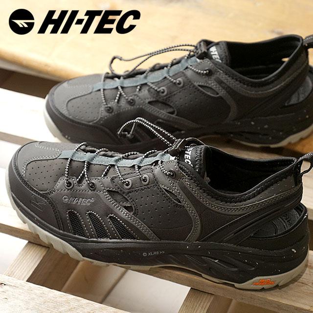 87347f5fbb9 HI-TEC adapter high tech adapter men outdoor sneakers shoes V-LITE  WILD-LIFE CAYMAN V light Wilde life Kay man BLACK/CHARCOAL trekking shoes  (53142856 ...