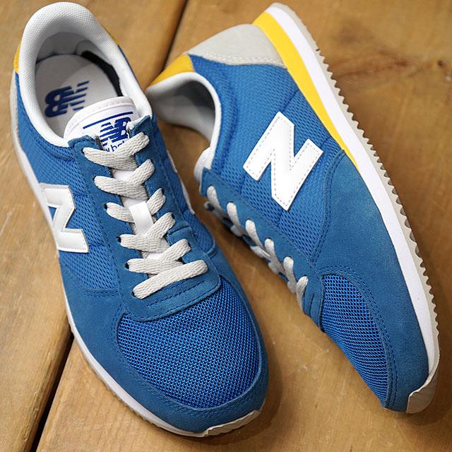 52dc102c newbalance New Balance Lady's sneakers shoes U220 classical music running  shoes CLASSIC BLUE (U220DC SU18)