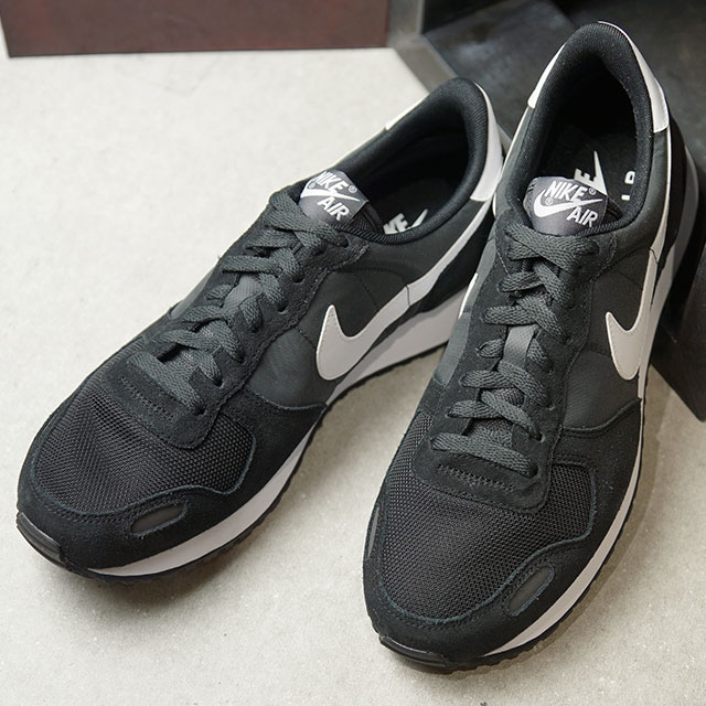 NIKE Nike men sneakers shoes AIR VORTEX air vortex black white アンスラサイト (903,896 010 SU18)