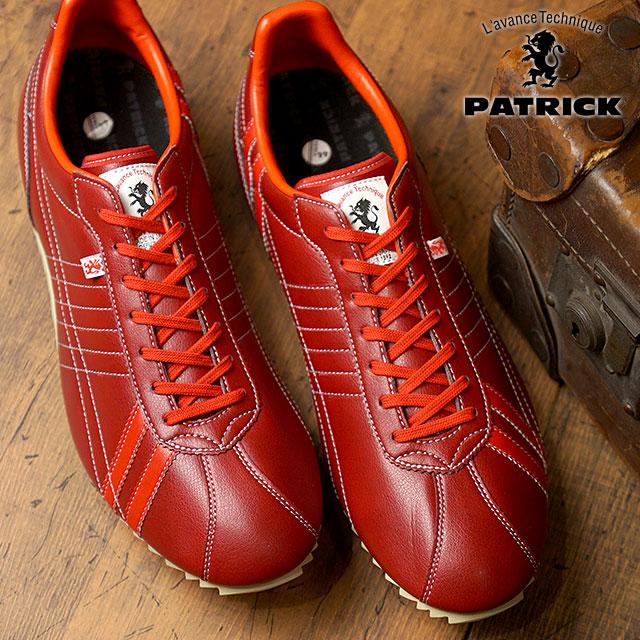 【即納】【返品送料無料】PATRICK パトリック スニーカー SULLY シュリー BERRY メンズ・レディース 靴 (26087 SS18)【コンビニ受取対応商品】