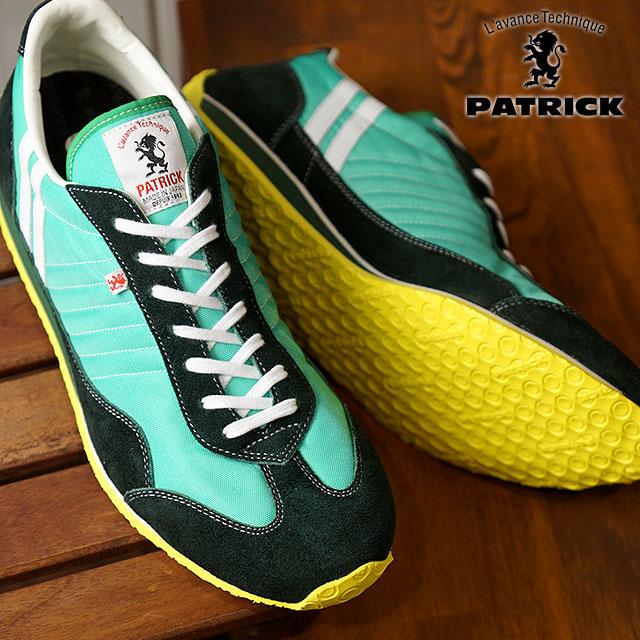 【即納】【返品送料無料】PATRICK パトリック スニーカー STADIUM スタジアム RUCOLA メンズ・レディース 靴 (23818 SS18)【コンビニ受取対応商品】