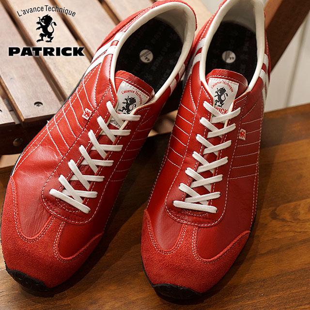 【即納】【返品送料無料】PATRICK パトリック スニーカー IRIS アイリス CRAB メンズ・レディース 靴 (23187 SS18)【コンビニ受取対応商品】