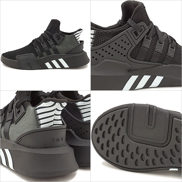 adidas Adidas sneakers shoes men originals EQT BASK ADV E cue tea basque ADV  core black   core black   ブルーティント S18 (CQ2991 SS18) b3b26d464a