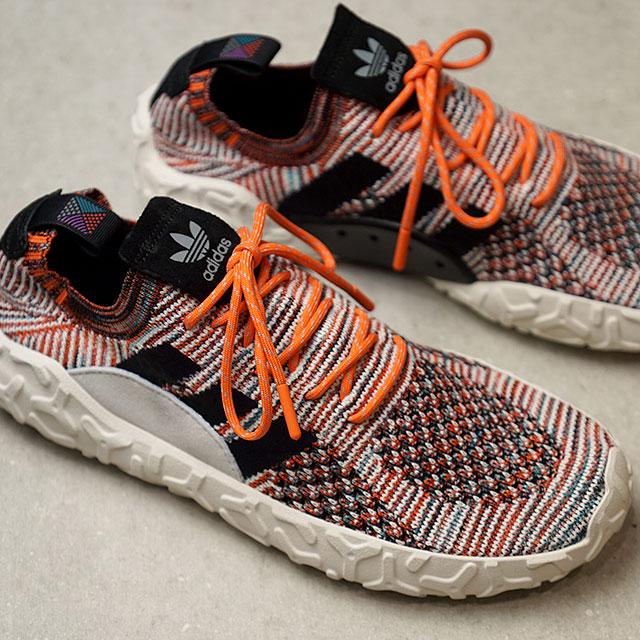 more photos a5478 08fb8 adidas Adidas sneakers shoes men originals F22 PK F 22 prime knit T orange  S18 core black  core black (CQ3026 SS18)