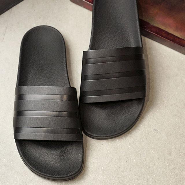 3d3c02ad1 adidas Adidas sandal men originals ADILETTE アディレッタレザーコアブラック   core black    core black (CQ3094 SS18)