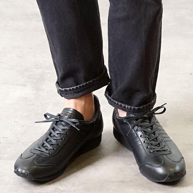 【即納】【返品送料無料】PATRICK パトリック スニーカー PAMIR-WP パミール・ウォータープルーフ BLK メンズ 靴 (530171 SS18)【コンビニ受取対応商品】