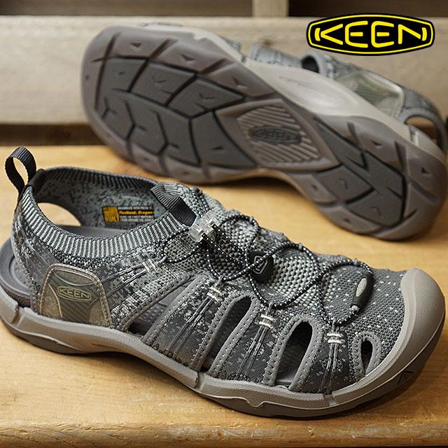 9eb9a1c69497 KEEN Kean sneakers shoes sandal men M EVOFIT ONE エヴォフィットワン Paloma Raven  (1018868 SS18)