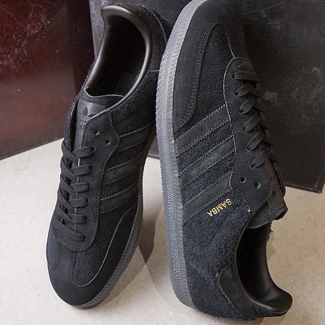 timeless design 7a6c0 33079 adidas Originals Adidas originals SAMBA OG samba OG men sneakers shoes C  black C black  carbon S18 (B75682 FW18)