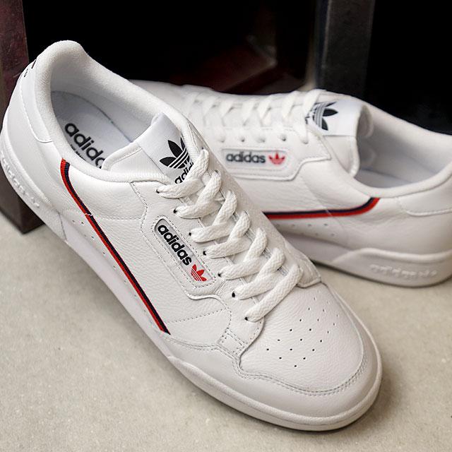 Adidas Originals Continental 80 Rascal Weiß Herren