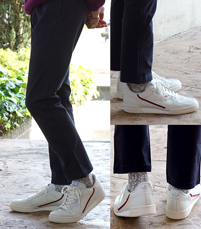 new product 4f7ca d0813 Scarlet adidas Originals Adidas originals CONTINENTAL 80 Continental 80  mens ladys sneakers shoes white T S18O white  (B41680 FW18)