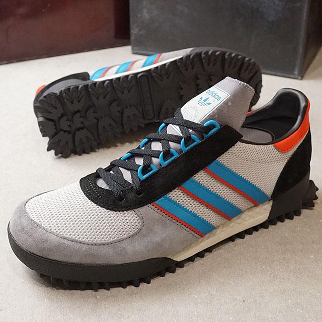 b4bfa433ff1d adidas Originals Adidas originals MARATHON TR marathon TR men sneakers shoes  Grace Lee F17 C white  C black (B28134 FW18)