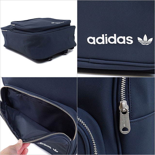 bef88ef0df adidas Originals Adidas originals bag rucksack BACKPACK backpack rucksack  day pack men Lady s knight navy (FJF09 DH0997 FW18)