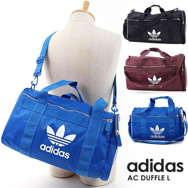 005e1c4976d adidas Originals Adidas originals bag duffel bag AC DUFFLE L AC duffel L  Boston bag men ...