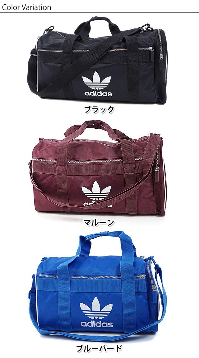 ccf31db53ad ... adidas Originals Adidas originals bag duffel bag AC DUFFLE L AC duffel  L Boston bag men ...