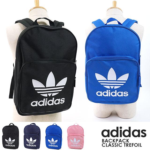 dd533cf0a800 adidas Originals Adidas originals bag rucksack BACKPACK CLASSIC TREFOIL  バックパッククラシックトレフォイルデイパックメンズ Lady s (FKE68 DJ2170 DJ2171 ...