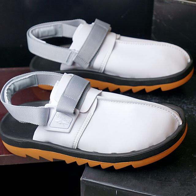 Reebok CLASSIC リーボック クラシック BEATNIK SYN ビートニック SYN サンダル 靴 メンズ・レディース ホワイト/ブラック/Bグレー (CN7053 FW18)【ts】【e】