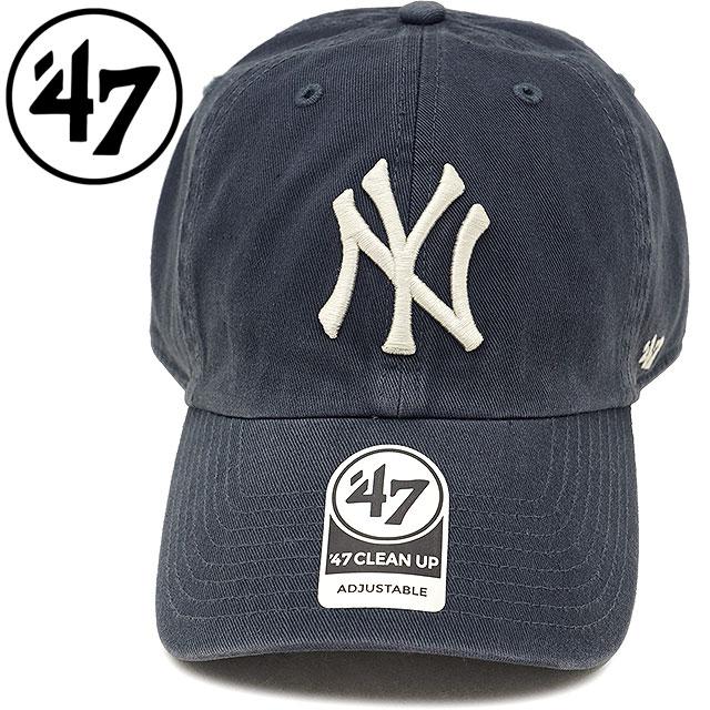 finest selection 5ed4d fbc32 Forty seven  47 cap MLB Yankees Black Tonal  47 CLEAN UP New York Yankees  ...