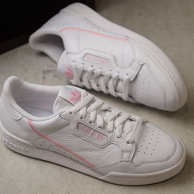 【在庫限り】アディダス オリジナルス adidas Originals コンチネンタル80 ウィメンズ CONTINENTAL 80 W スニーカー レディース 靴 ランニングホワイト (G27722 SS19)【ts】