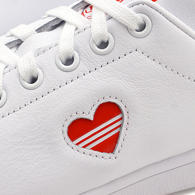 e2f7c65c7900fa Adidas originals adidas Originals Stan Smith women heart STAN SMITH W  sneakers Lady s shoes running white (G27893 SS19)