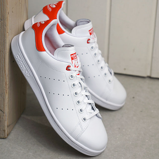 22392745c28 Adidas originals adidas Originals Stan Smith J STAN SMITH J sneakers youth  Lady s shoes running white (G27631 SS19)