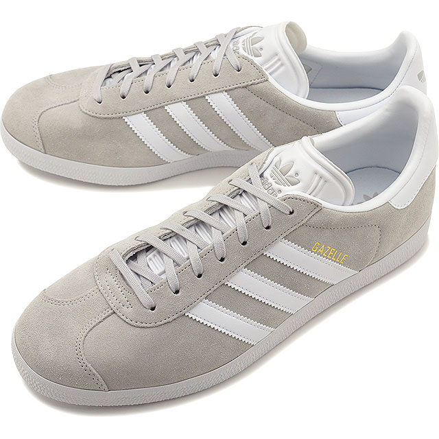 better limited guantity super quality Adidas originals adidas Originals gazelle GAZELLE sneakers men gap Dis  shoes gray one F17 (F34053 SS19)