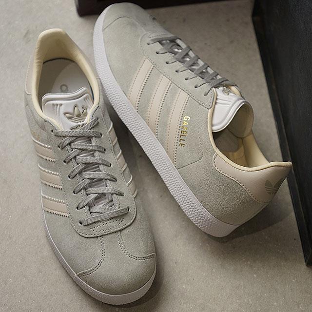 Adidas originals adidas Originals gazelle women GAZELLE W sneakers Lady's shoes Ashe silver F18 (CG6065 SS19)