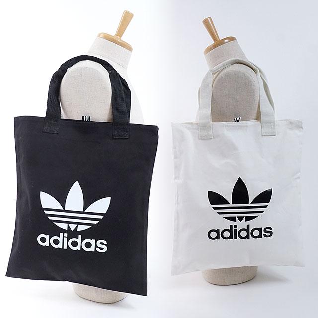 Details about adidas Originals Shopper 3D Tote Bag Trefoil Handbag Classic Sports Black DY2969