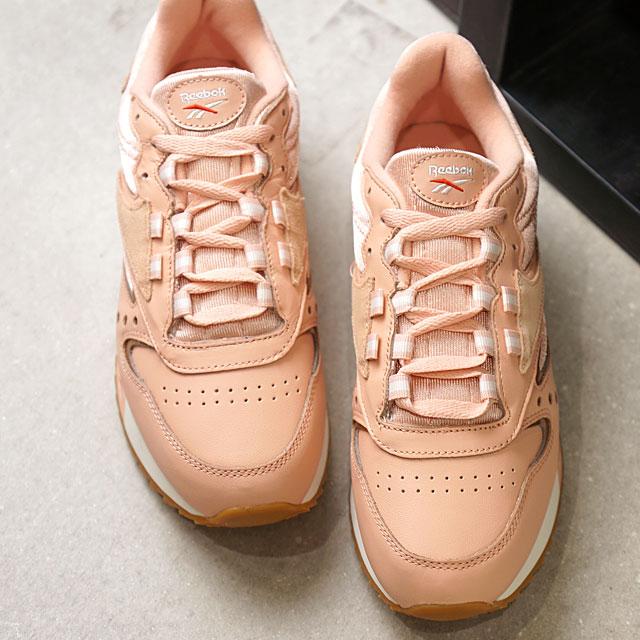 【即納】リーボック クラシック Reebok CLASSIC クラシック レザー オルターザアイコン ウィメンズ CL LTHR ATI 90'S W スニーカー レディース ダッドシューズ 靴 ロースクラウド (DV5377 SS19)