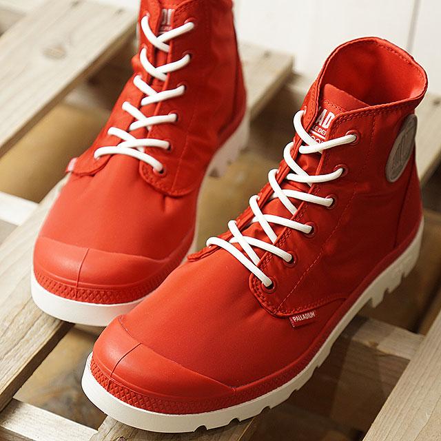 パラディウム PALLADIUM パンパ パドルライト WPプラス PUMPA PUDDLE LITE WP+ メンズ・レディース スニーカー 靴 TRUE RED/STAR WHITE (76357-688 SS19)【ts】