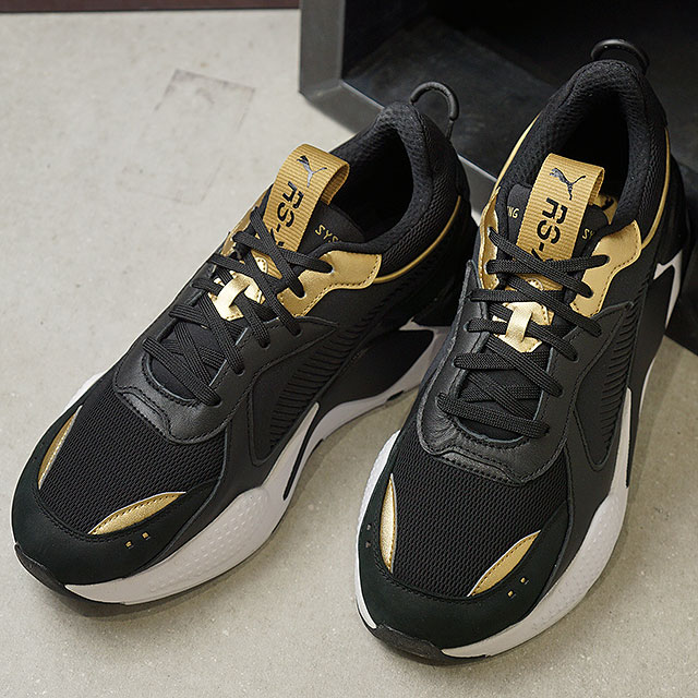 X Men Puma 01 Black369 451 Shoes Ss19 Rs Trophy Sneakers E9IDH2