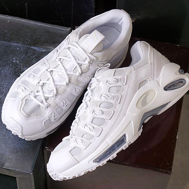 【即納】プーマ PUMA セル エンデューラ CELL Endura メンズ スニーカー 靴 プーマホワイト (369665-02 SS19)