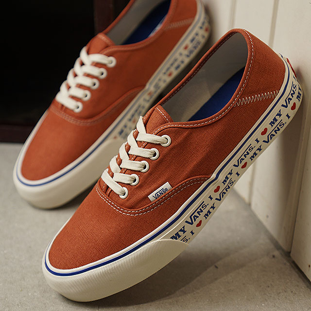 Vans VANS salt wash authentic SALT WASH AUTHENTIC SF men Lady's station wagons sneakers shoes POTTERS CLAYMARSHMALLOW (VN0A3MU6VLA SS19)