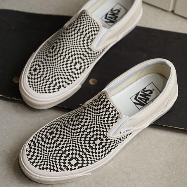 Vans Anaheim Factory Slip On Shoes