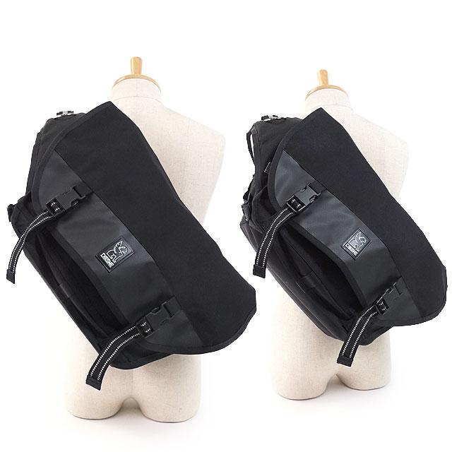 【即納】クローム CHROME ミニ メトロ 20.5L MINI METRO メンズ レディース メッセンジャーバッグ ショルダーバッグ 通勤 通学 カバン ALL BLACK (BG001ALLB2R SS19)
