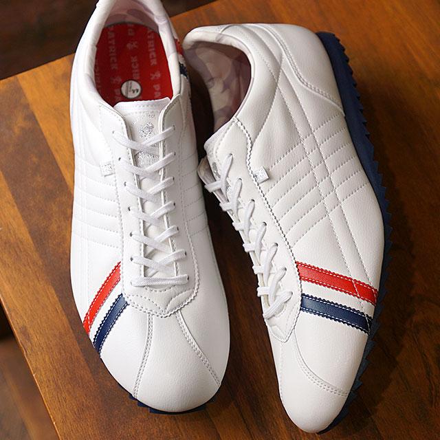 【即納】【返品送料無料】パトリック PATRICK シュリー SULLY メンズ レディース 日本製 スニーカー 靴 ホワイト系 C-TRC (26199 SS19)